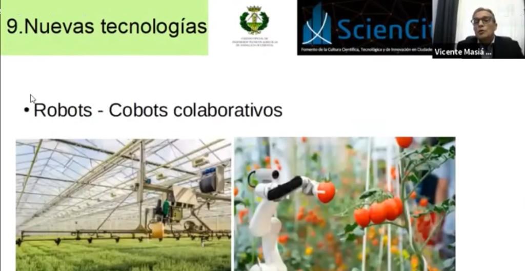 Agricultura 4.0 en ScienCity 2020