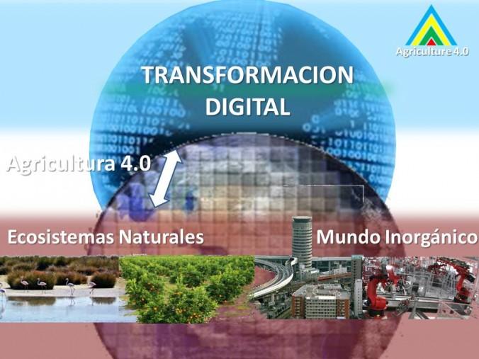 Agricultura 4-0 y Transformación Digital